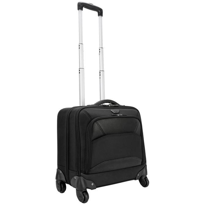 Targus 15.6インチノートパソコン用 ViP 四輪 出張用スーツケース  (ブラック)の画像
