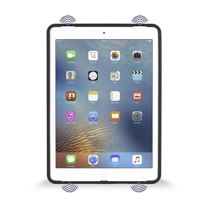 VersaVu®シグネチャー 9.7インチiPad Pro/iPad Air1&2ケース (ブラウン)の画像