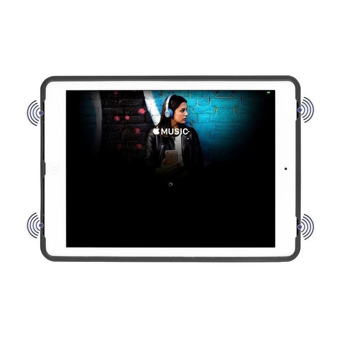 3D Protecton™ 9.7インチiPad Pro/iPad Air1&2ケース (レッド)の画像