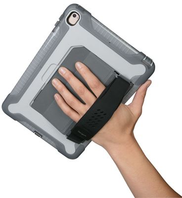 "Imagen de Funda SafePort Rugged de Targus para iPad (2018/2017), iPad Pro de 9,7"" y iPad Air 2 - Gris"