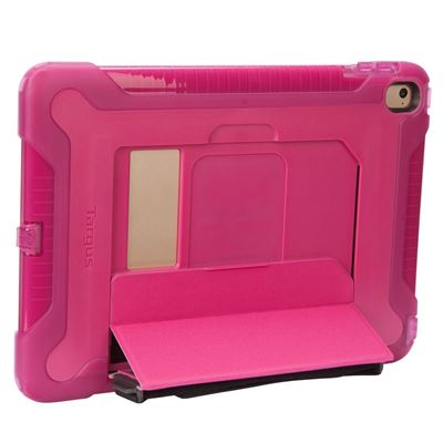 "Imagen de Funda SafePort Rugged de Targus para iPad (2018/2017), iPad Pro de 9,7"" y iPad Air 2 - Rosa"