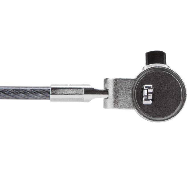 DEFCON® Trapezoid Serialized Combo Cable Lock - 1 Pack (ASP66GLX-S)