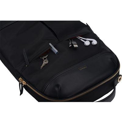 """Image sur Sac à dos pour ordinateur portable 15"""" Newport – Noir"""