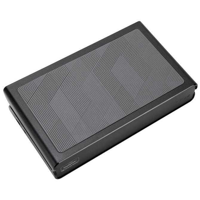 電源付きユニバーサルUSB 3.0 DV4Kドッキングステーション(ブラック)の画像
