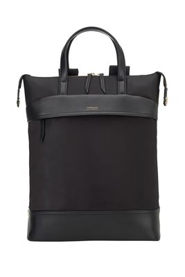 """Picture of Backpack/ Tote Convertible 15"""" Newport - Black"""