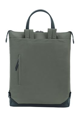 "Picture of Backpack/ Tote Convertible 15"" Newport - Olive"