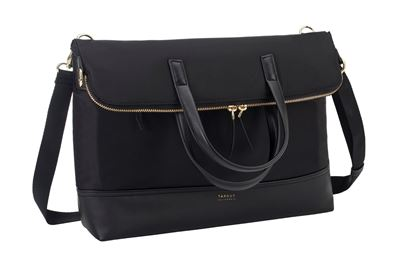 "Picture of Messenger/ Tote Convertible 15"" Newport - Black"