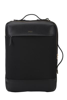 "Picture of Newport 15"" Laptop Convertible 3 in 1 Backpack - Black"