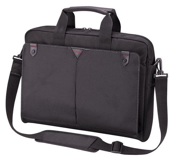 シンプルな14.1インチPC・タブレット用ビジネスバッグ Classic+の画像