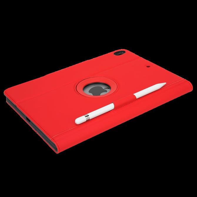 VersaVu®10.5インチiPadPro®用クラシックケース  (火炎  スカーレット)の画像