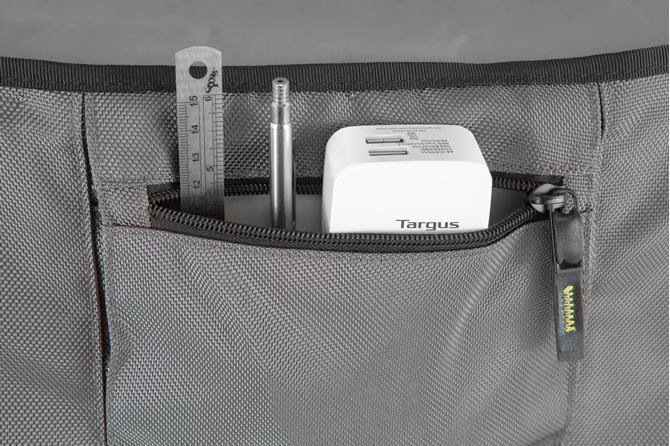 デュアルUSB 21Wラピッドパワー充電器(ホワイト)の画像