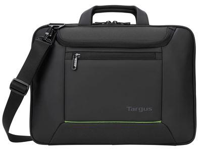 """Image sur Mallette Targus EcoSmart pour ordinateur portable 14""""– Noir"""