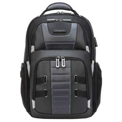 "11.6-15.6"" DrifterTrek™ Backpack w/ USB Power Pass-Thru Port (TSB956GL)"