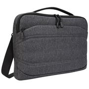 "Picture of Groove X2 Slim Case designed for MacBook 15"" & Laptops up to 15"" - Charcoal"