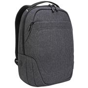 "Imagen de La mochila Groove X2 Compact de Targus que está diseñada para un MacBook de 15"" - Gris carbón"