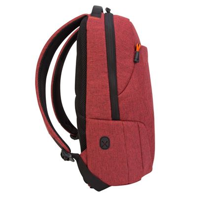 "Picture of Groove X2 Compact Backpack designed for MacBook 15"" & Laptops up to 15"" - Dark Coral"