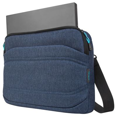 "Picture of Groove X2 Slim Case designed for MacBook 13"" & Laptops up to 13"" - Navy"