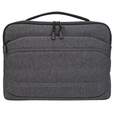 """Image sur L'étui plat Groove X2 de Targus Spécialement conçu pour les MacBook 13"""" - Charbon"""