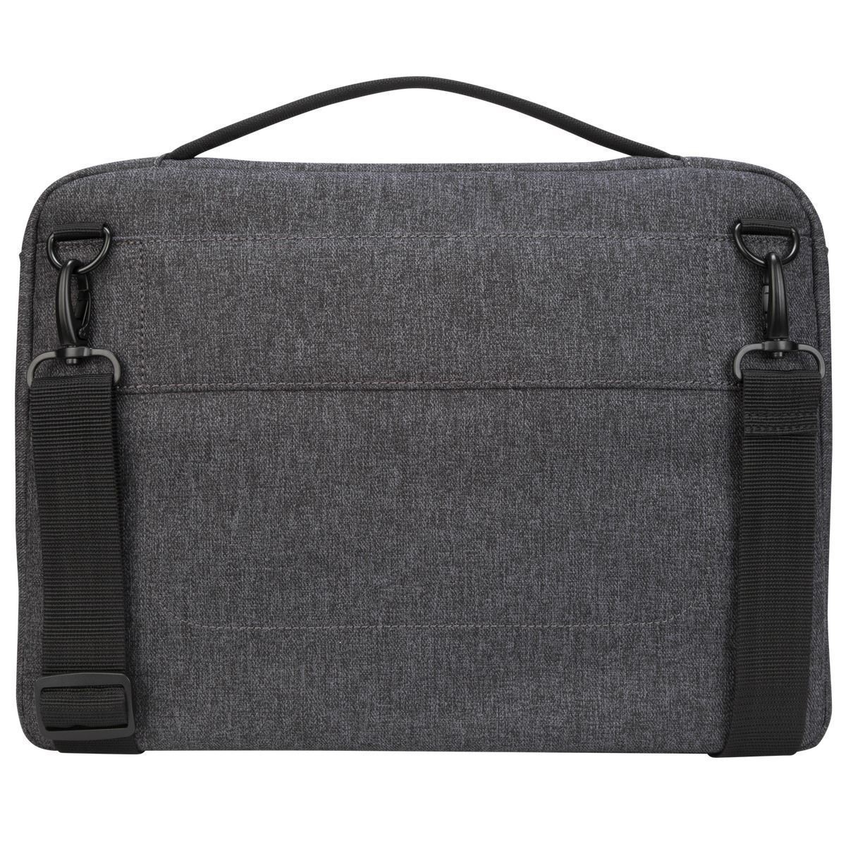 Targus Groove X2 Slim Case designed for MacBook 13-Inch /& Laptops up to 13-Inch Charcoal TSS979GL