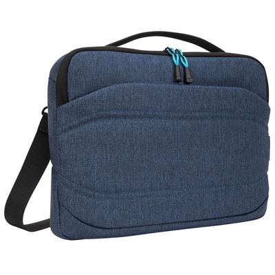 "Picture of Groove X2 Slim Case designed for MacBook 15"" & Laptops up to 15"" (Navy)"
