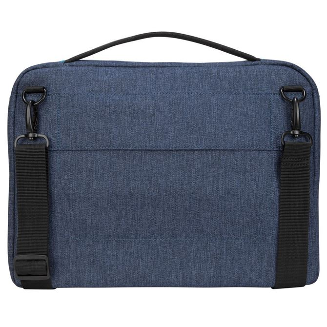 """Picture of Groove X2 Slim Case designed for MacBook 15"""" & Laptops up to 15"""" (Navy)"""