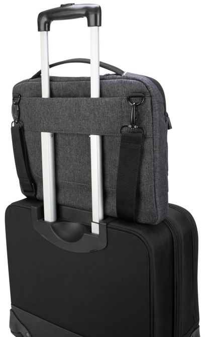 """Picture of Groove X2 Slim Case designed for MacBook 15"""" & Laptops up to 15"""" (Charcoal)"""