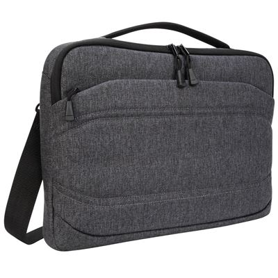 "Picture of Groove X2 Slim Case designed for MacBook 13"" & Laptops up to 13"" (Charcoal)"
