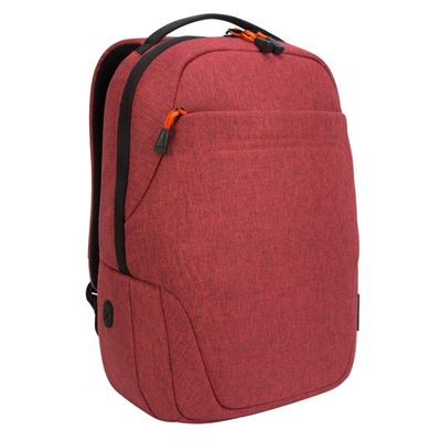 "Picture of Groove X2 Compact Backpack designed for MacBook 15"" & Laptops up to 15"" (Dark Coral)"