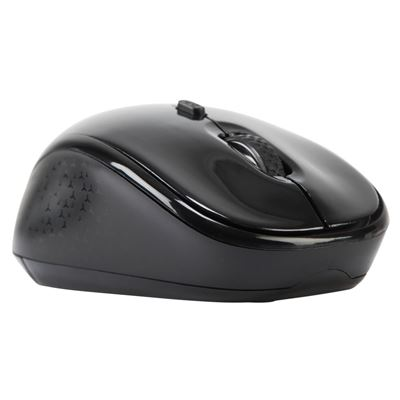 Picture of Targus Wireless USB Laptop Blue Trace Mouse - Black