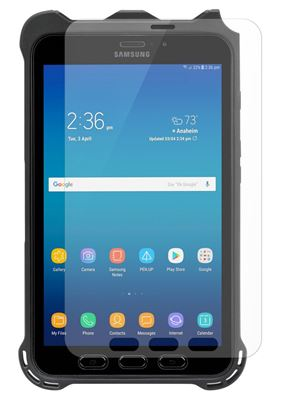 Imagen de Protector de pantalla de vidrio templado de Targus para Samsung Galaxy Tab® Active2