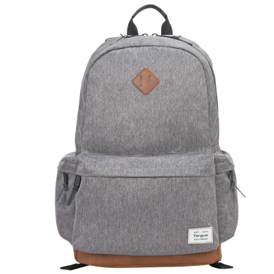 "Picture of 15.6"" Strata II™ Backpack (Gray/Charcoal)"