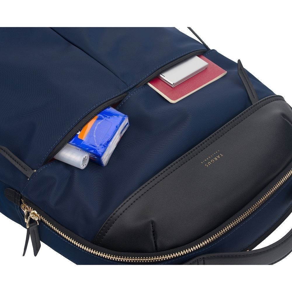 """Picture of 15"""" Newport Backpack (Navy)"""