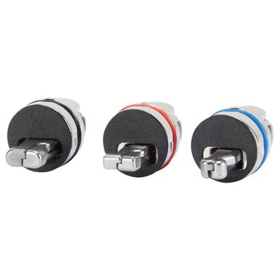 Picture of DEFCON® 3-in-1 Keyed Cable Lock