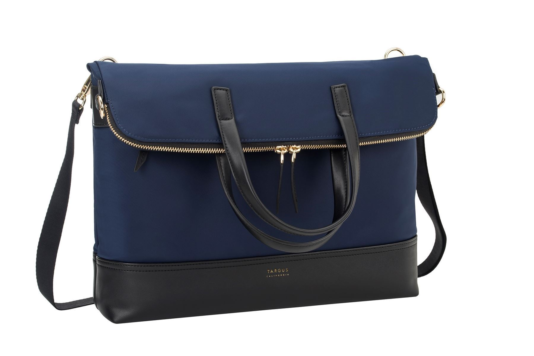 "Picture of 15"" Newport Convertible 2-in-1 Messenger (Navy)"