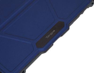 """Imagen de Funda giratoria Pro-Tek de Targus para Samsung Galaxy S4 de 10,5"""" (2018) en color azul"""