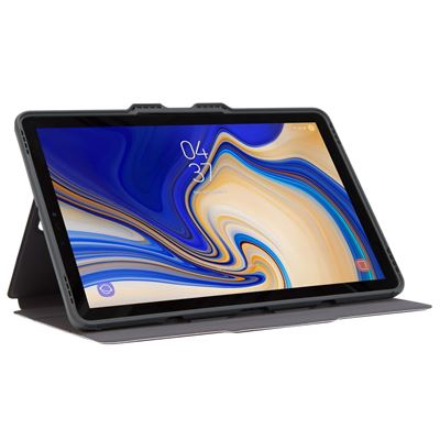 "Imagen de Funda Click-In para Samsung Galaxy Tab S4 de 10,5"" (2018) en color granate"