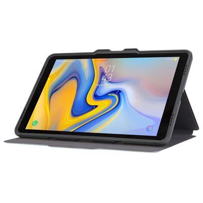 """Imagen de Funda Click-In para Samsung Galaxy Tab A de 10,5"""" (2018) en color azul"""