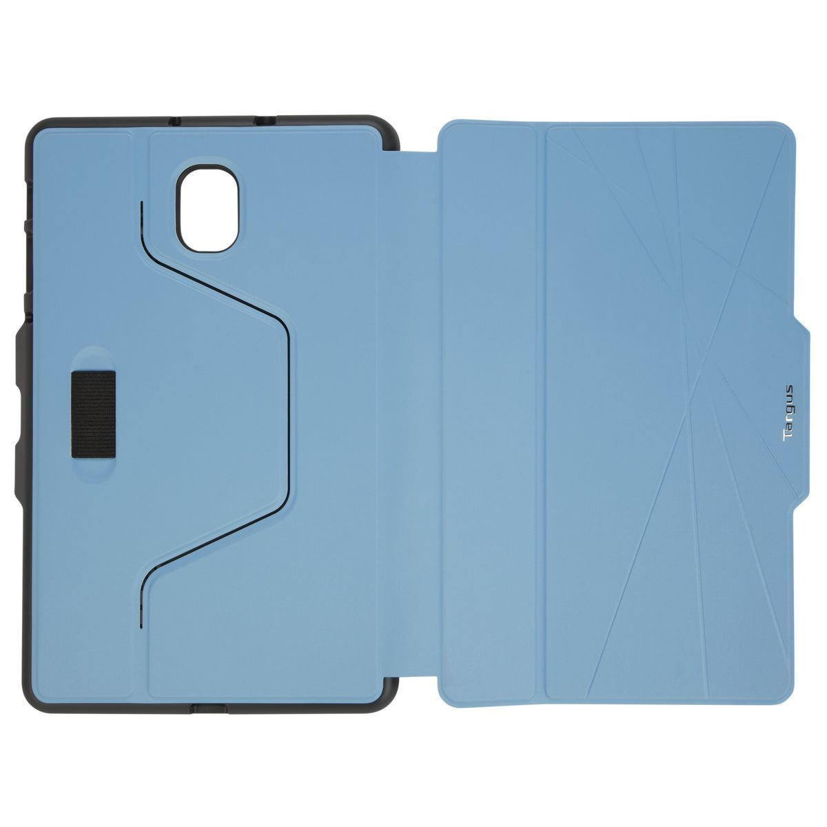 "Picture of Click-In case for Samsung Galaxy Tab A 10.5"" (2018) - Light Blue"