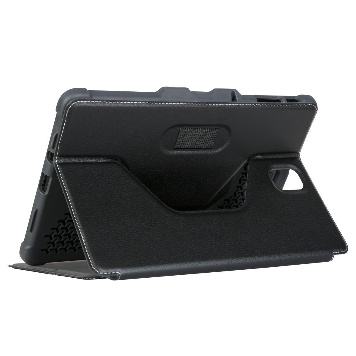 "Picture of VersaVu case for Samsung Galaxy Tab S4 10.5"" (2018) - Black"