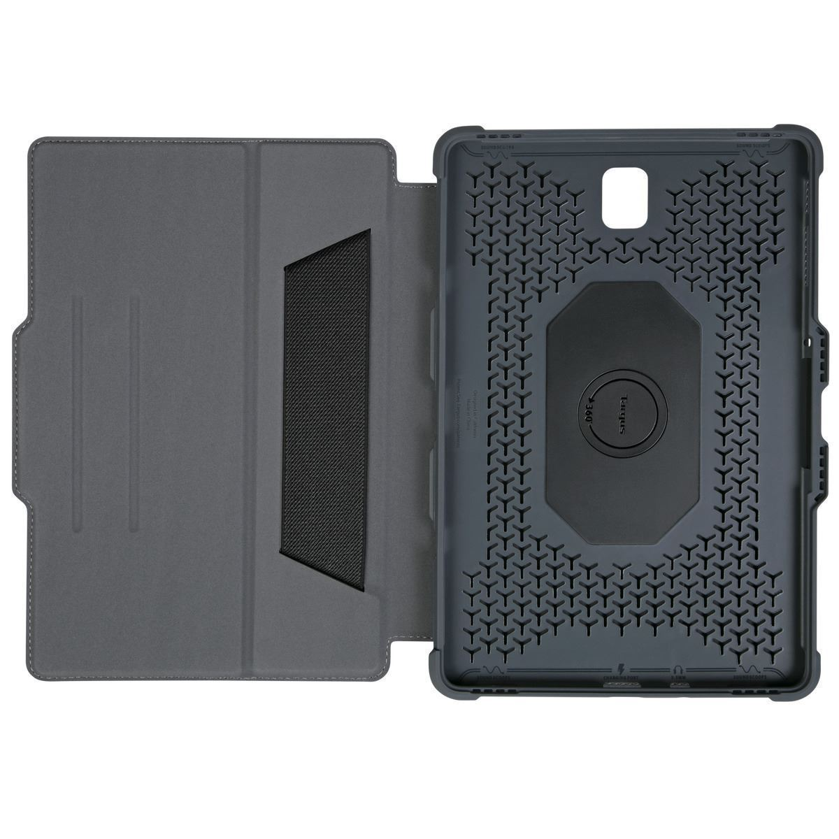 """Picture of VersaVu case for Samsung Galaxy Tab S4 10.5"""" (2018) - Black"""