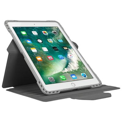 """Imagen de Funda Pro-Tek para iPad (6e y 5e génération), 9,7"""" iPad Pro, iPad Air 2, iPad Air - Plata"""