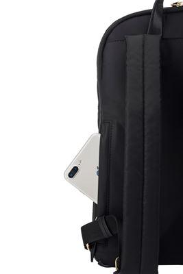 """Bild von Newport 12"""" Mini Notebookrucksack – Schwarz"""