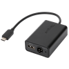 Picture of USB Dual Video Docking Station with Power (ACP71EUZ) & USB-C Multiplexer Adapter (ACA44EUZ)