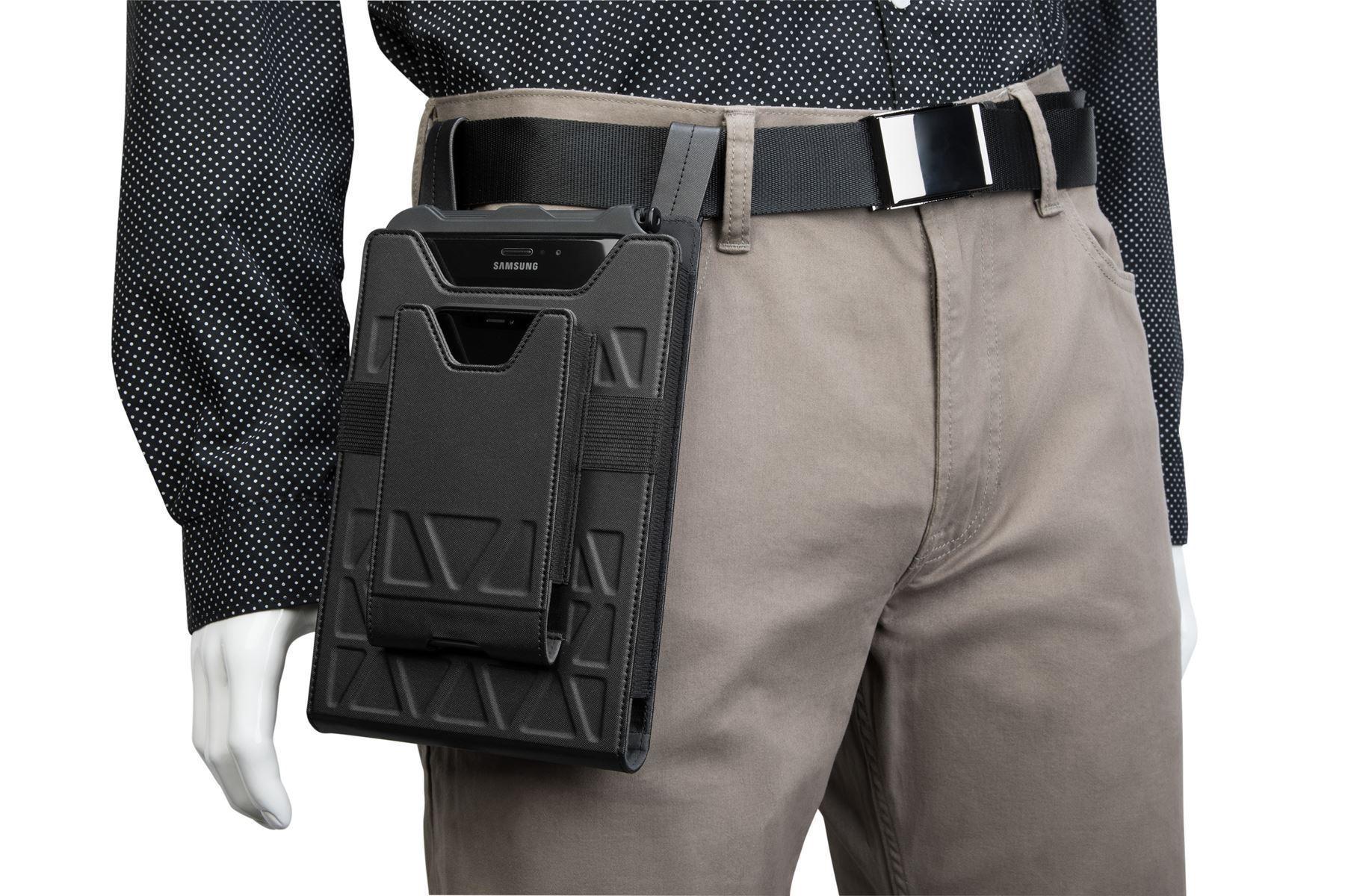 "Picture of Field-Ready Universal 7""-8"" Holster w/o Belt (Portrait) - Black"