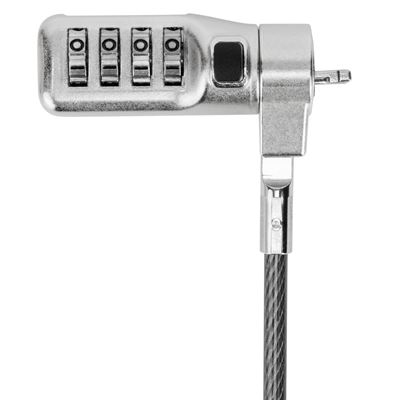 Picture of DEFCON® Compact Serialized Combo Cable Lock - 25 Pack