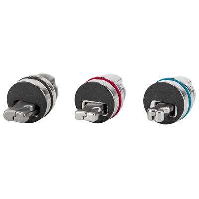 Picture of DEFCON® 3-in-1 Universal Serialized Combo Cable Lock - 25 Pack