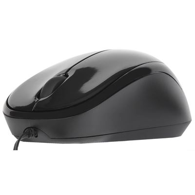 Picture of Targus Compact Blue Trace Mouse - Black