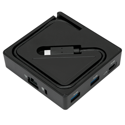 Picture of USB-C Travel Dock with Power Pass-Through