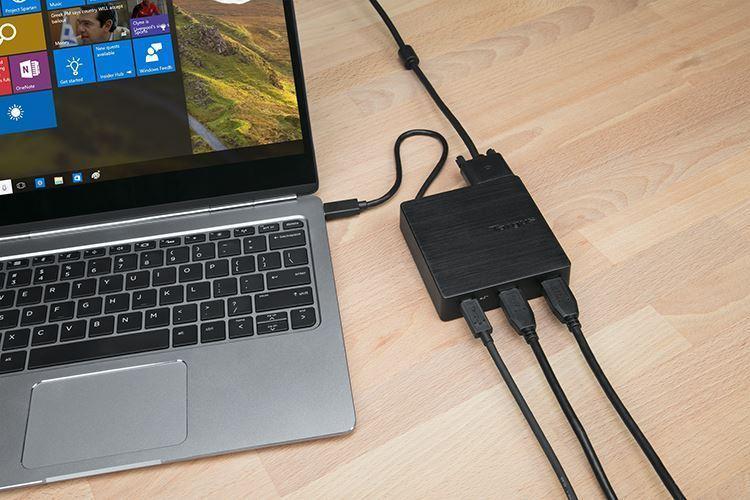 VGA, Mini DisplayPortT, and HDMI Ports