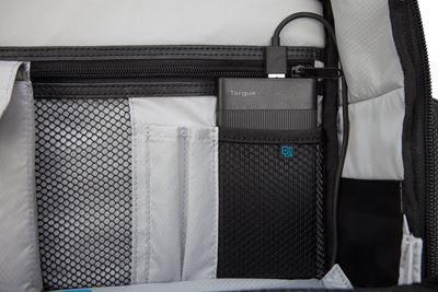 """Image sur Sac à dos Mobile ViP+ 15.6"""" avec chargeur de téléphone sans fil - Noir"""
